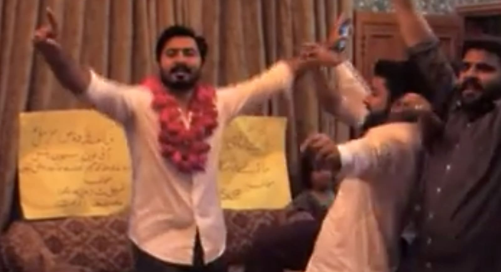Pakistani iPhone party