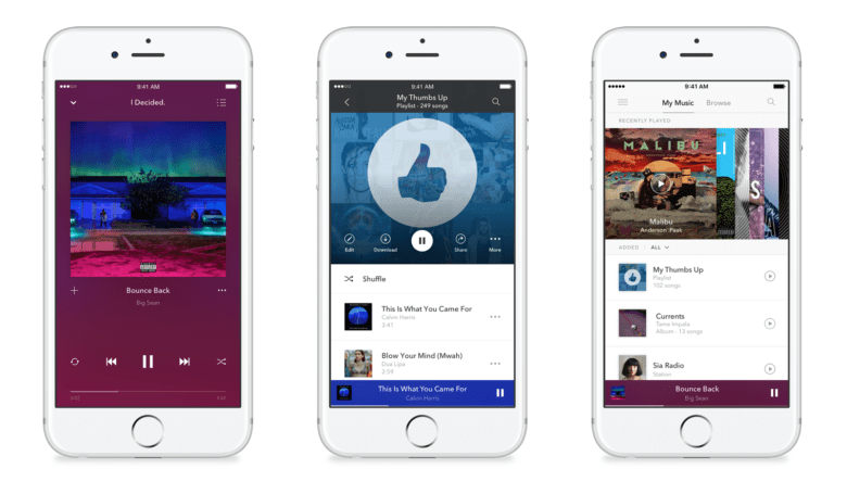 Get your mitts on Pandora Premium today.