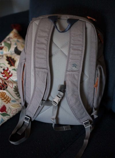 STM Kings laptop backpack