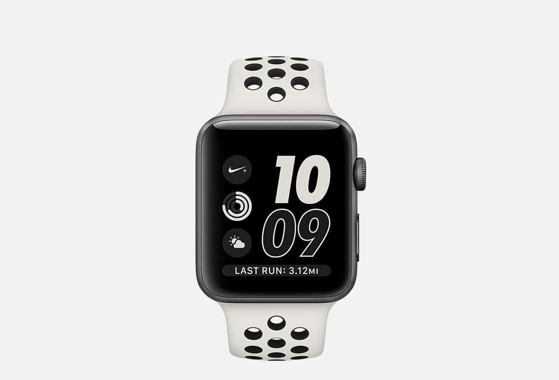 Say hello to the new Nike Apple Watch.