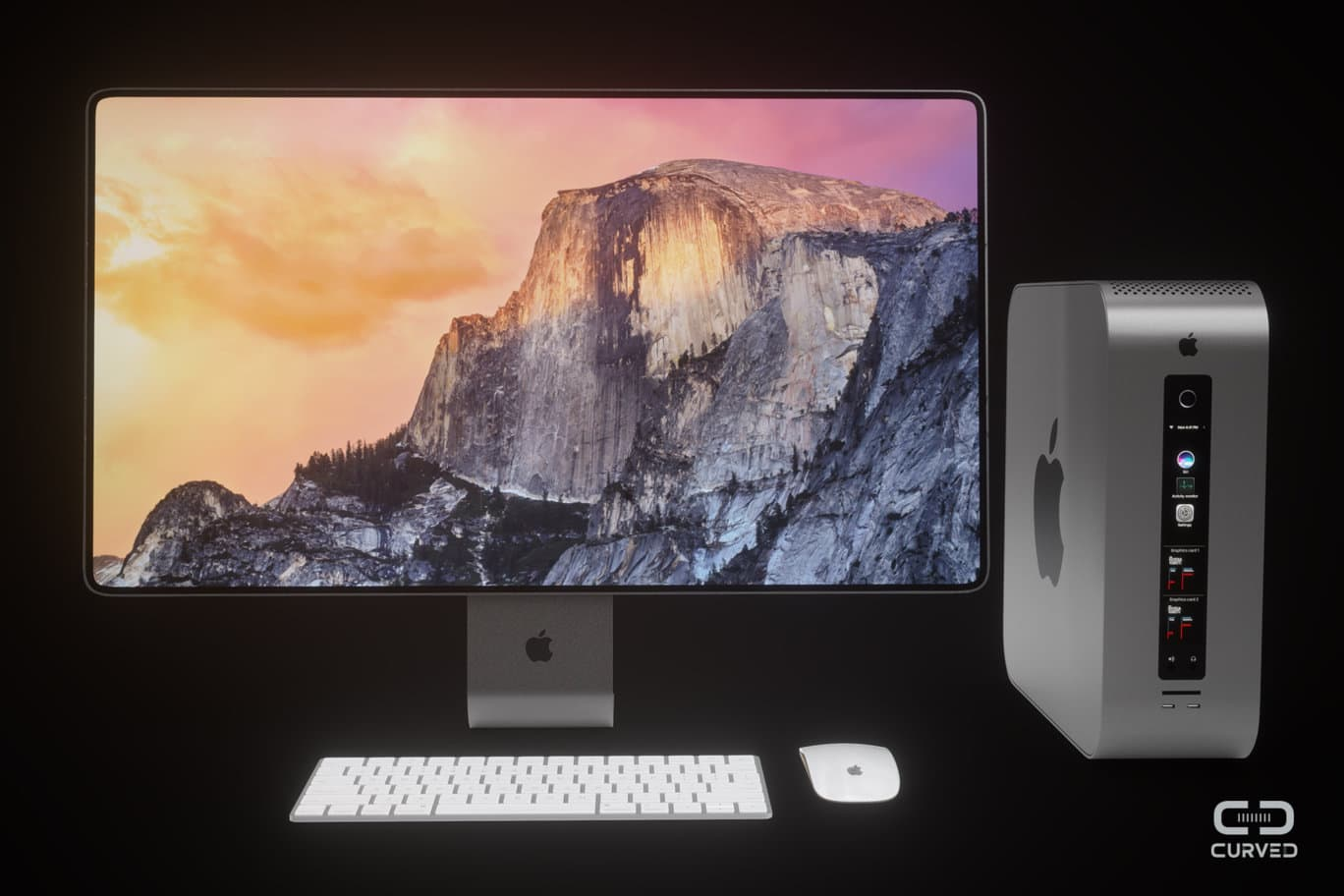 Apple should steal ideas from this Mac Pro concept.