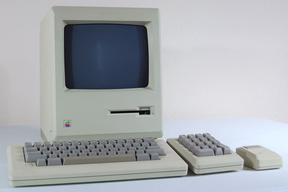 The Macintosh 512Ke muddies the Mac waters just a smidge.