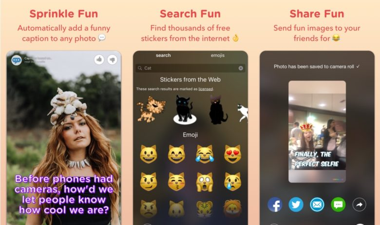 Sprinkle is Microsoft's newest app for iOS.