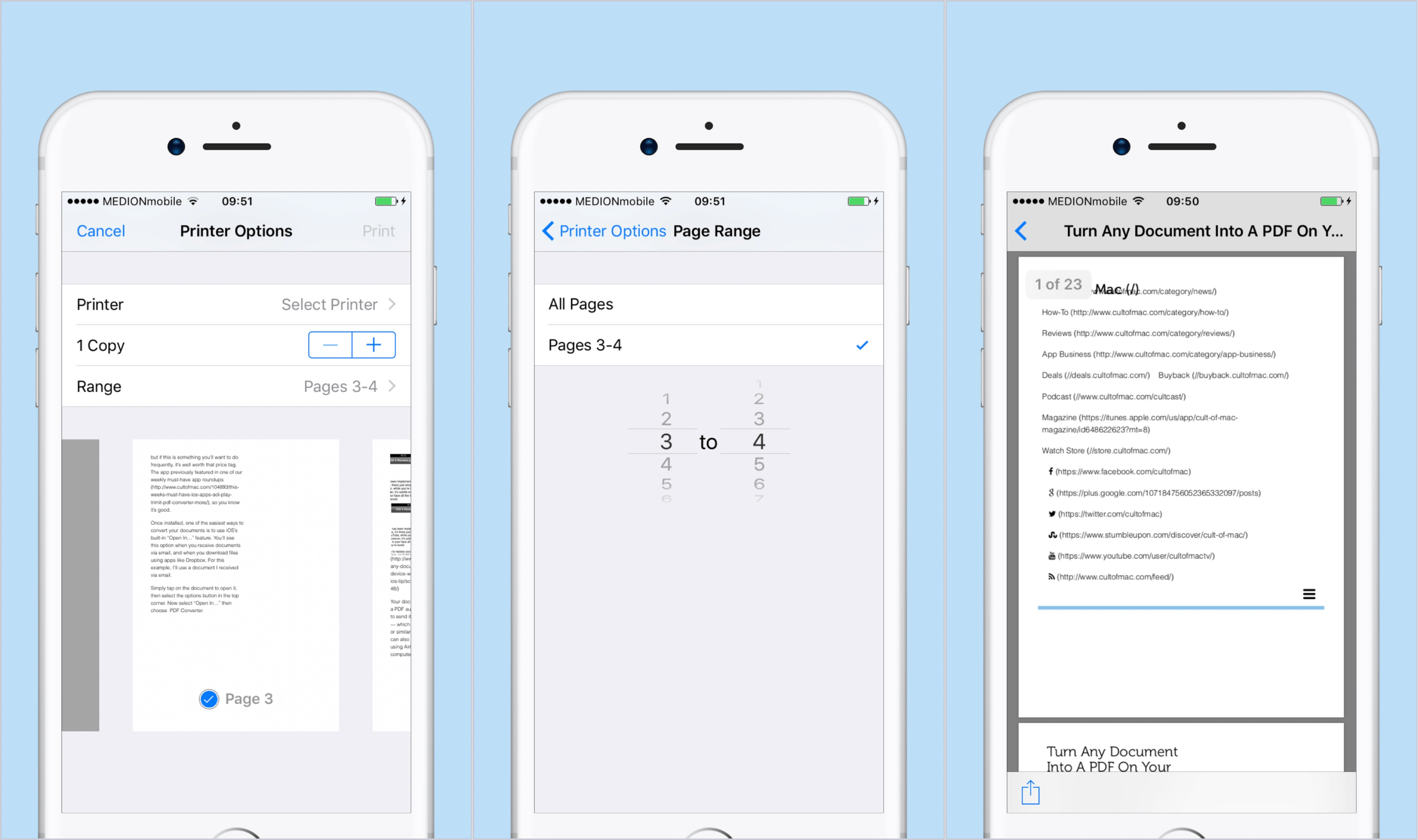 How to turn anything into a PDF on your iPhone or iPad