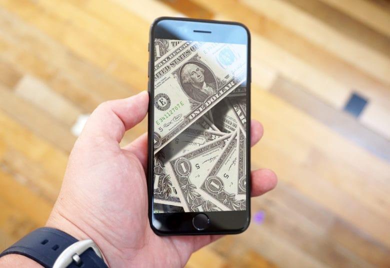 Apple Money 1