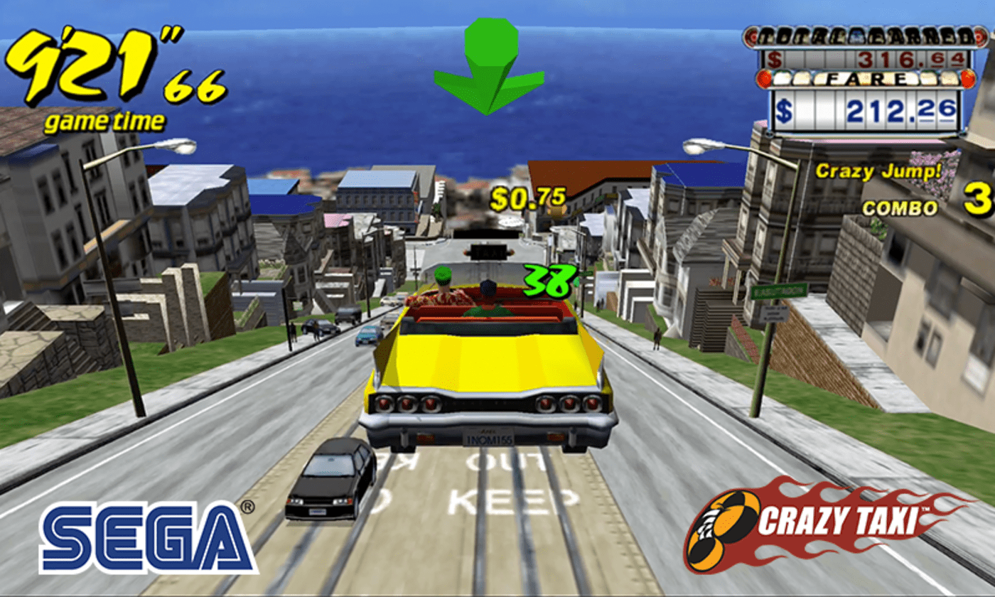 Play one of SEGA's best games for free!