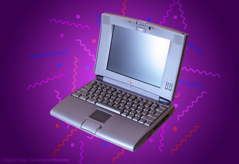 With impressive specs and a fancy screen, the PowerBook 540c took Apple laptops up a notch.