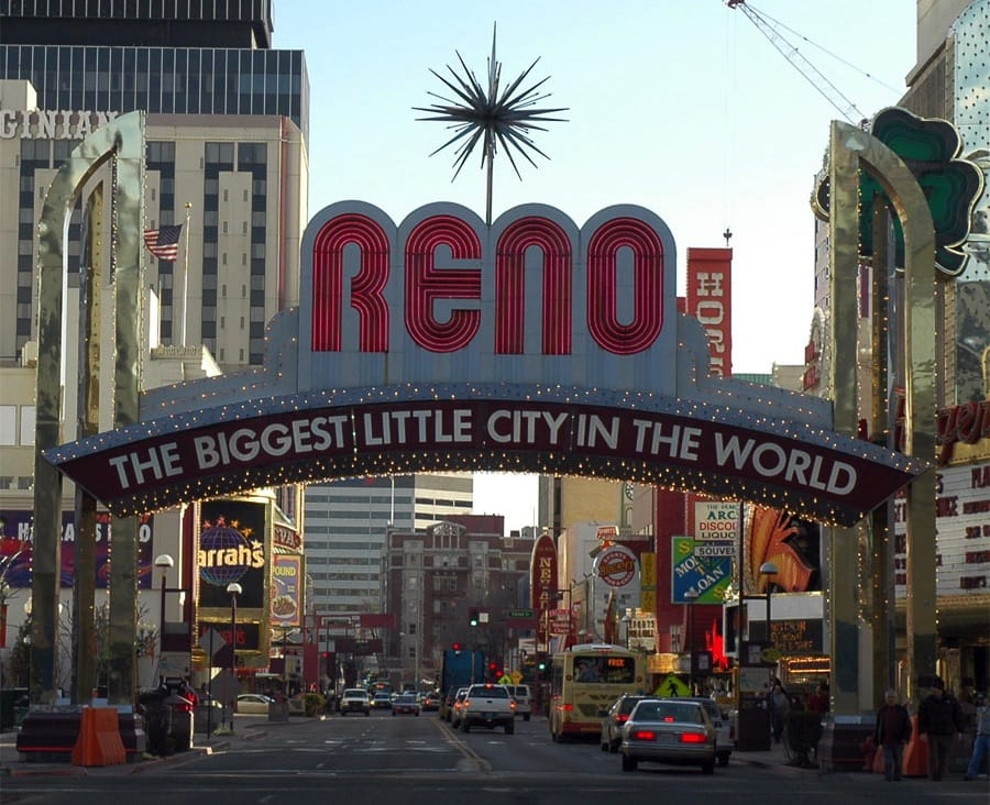 Apple helped turn Reno, Nevada, into a booming city.