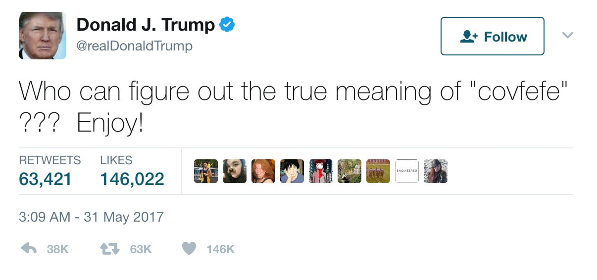 Covfefe Day