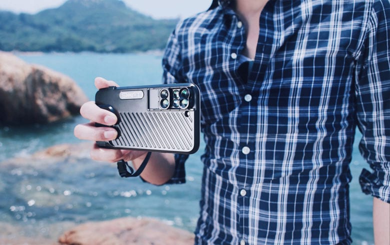 separation shoes 4eaf0 e56cd This case adds more lenses to the iPhone 7 Plus | Cult of Mac