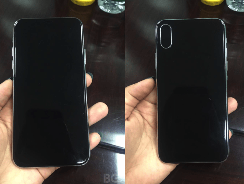 New Photos Claim To Reveal Final Design Of Real IPhone 8