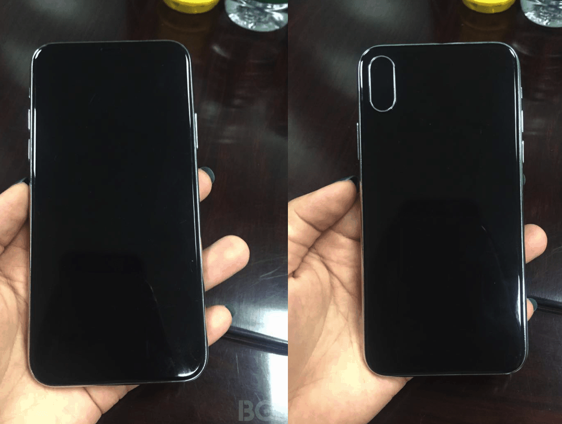 new photos claim to reveal final design of 39 real iphone 8 39. Black Bedroom Furniture Sets. Home Design Ideas