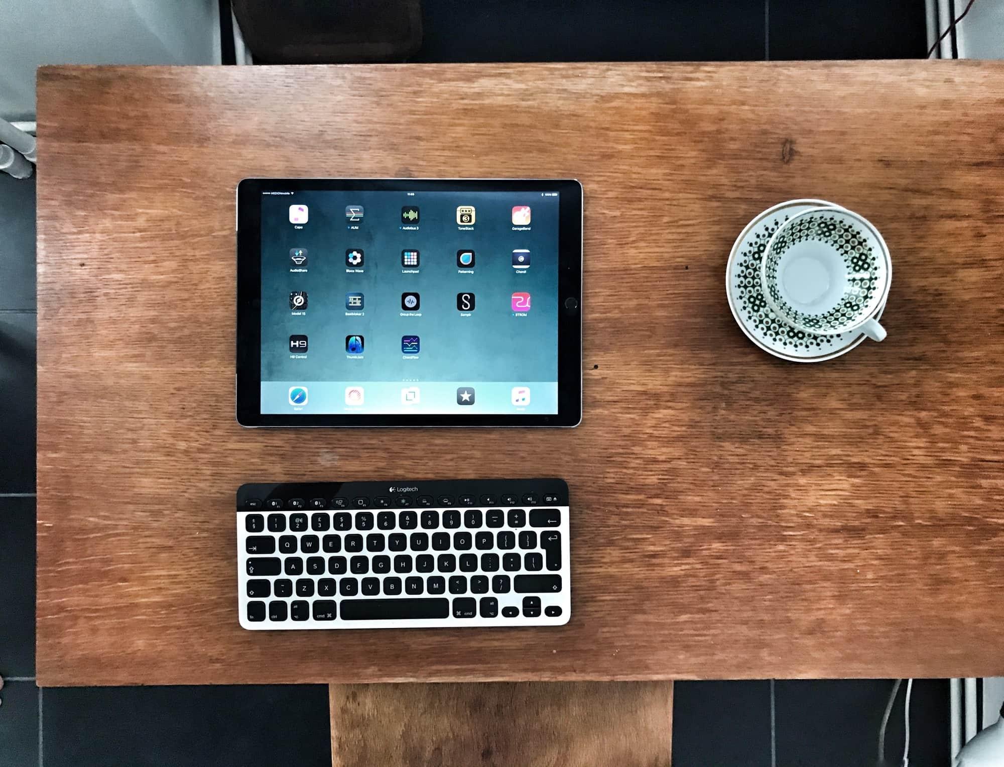 iPad keyboard shortcuts safari