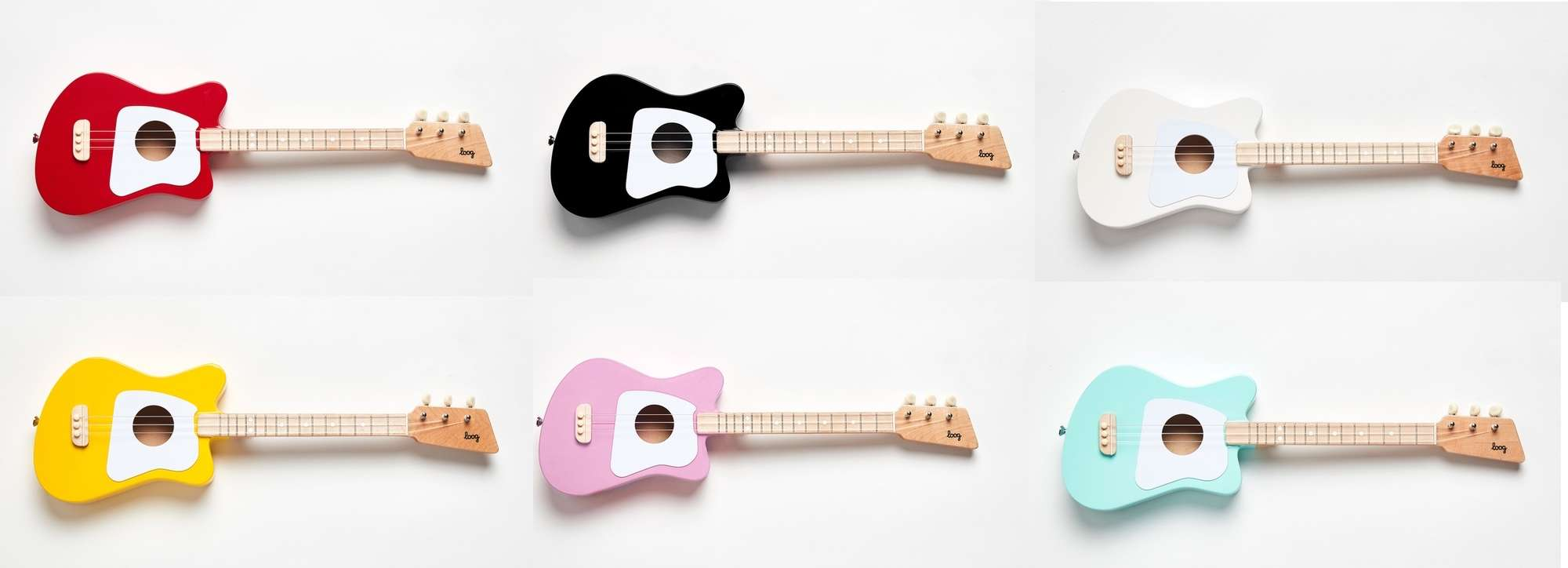 The mini is just about tthe cutest guitar ever made.