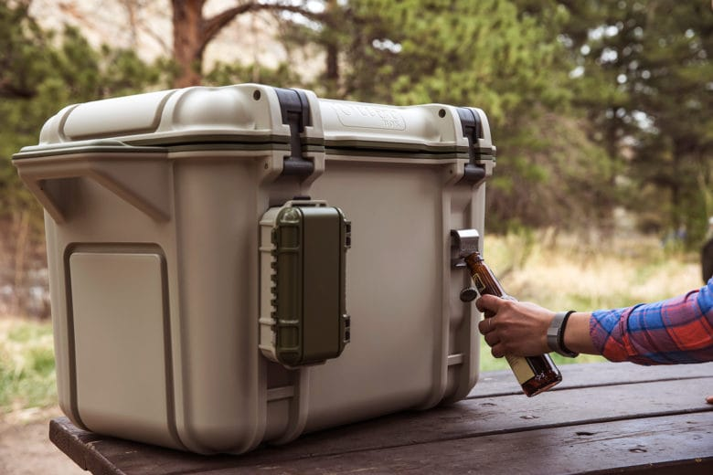 OtterBox introduces its Venture line of coolers.