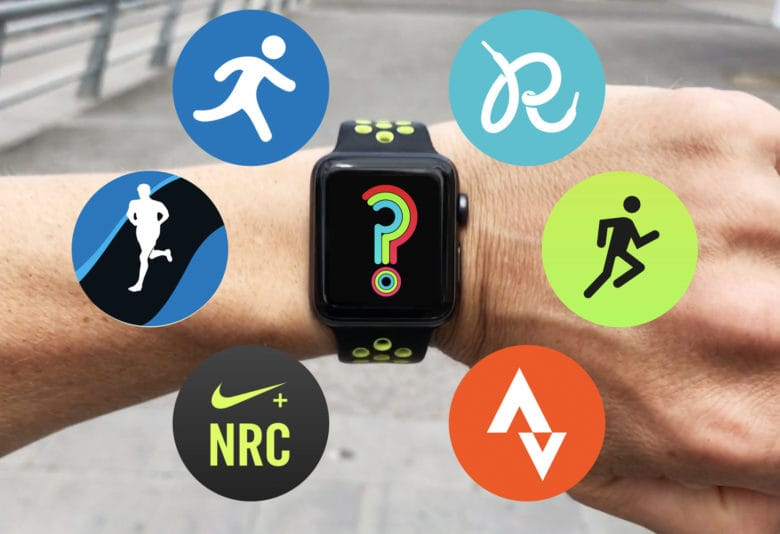 Which running app deserves to log your sweaty miles?