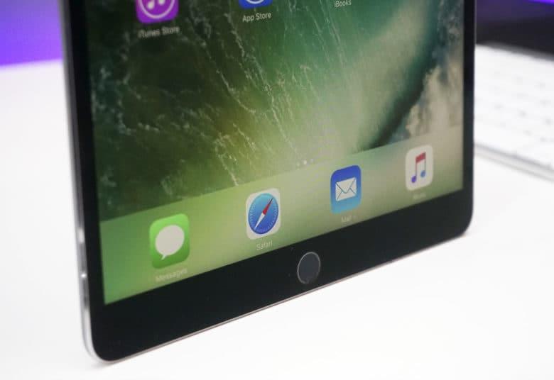 10.5-inch iPad Pro bezels
