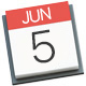 June 5 Today in Apple history