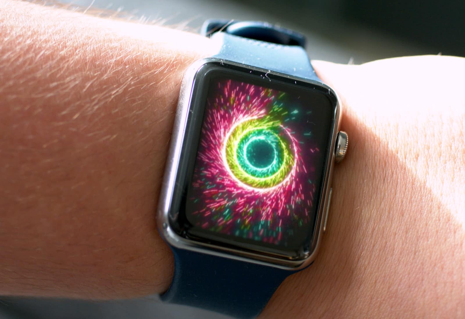 Apple Watch goal