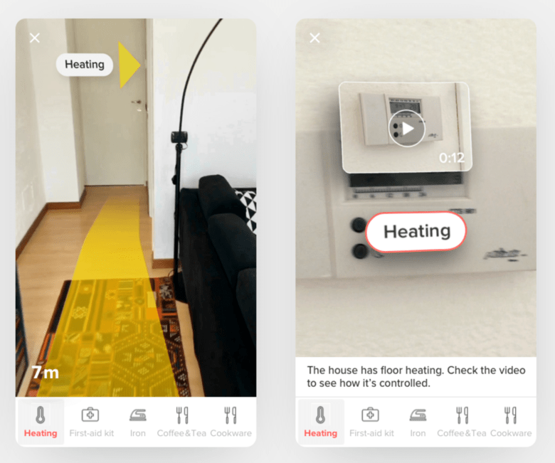 Airbnb ARKit
