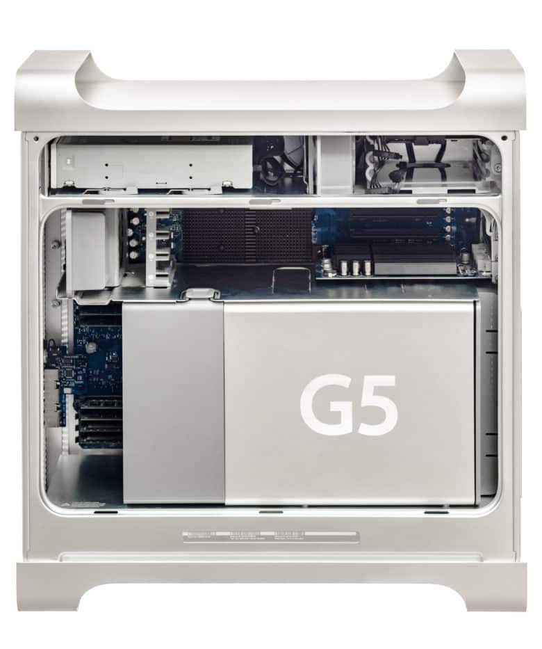 Power Mac G5 insides