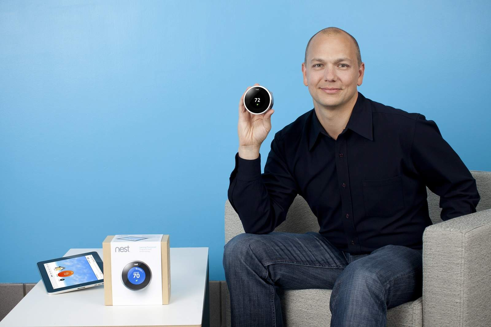 What does Tony Fadell,