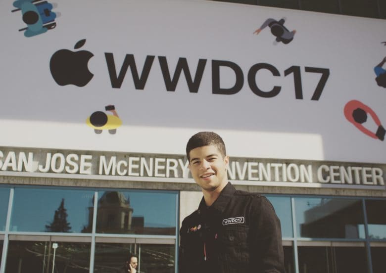 Apple gives WWDC Scholarships winners like me a great experience.