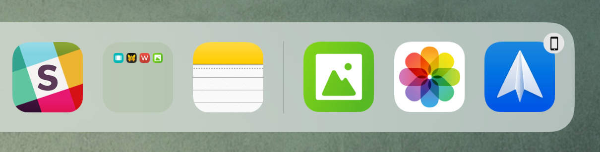The Dock is looking more and more like iOS 11's best new feature -- after drag-and-drop that is.