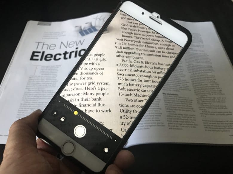 The iOS Magnifier: You probably had no idea your iPhone has a built-in magnifying glass.
