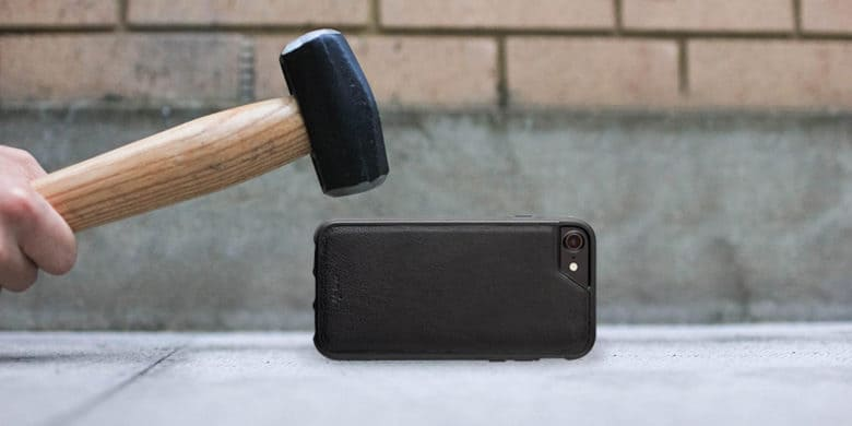 Mous Limitless Ultra-Slim iPhone Case