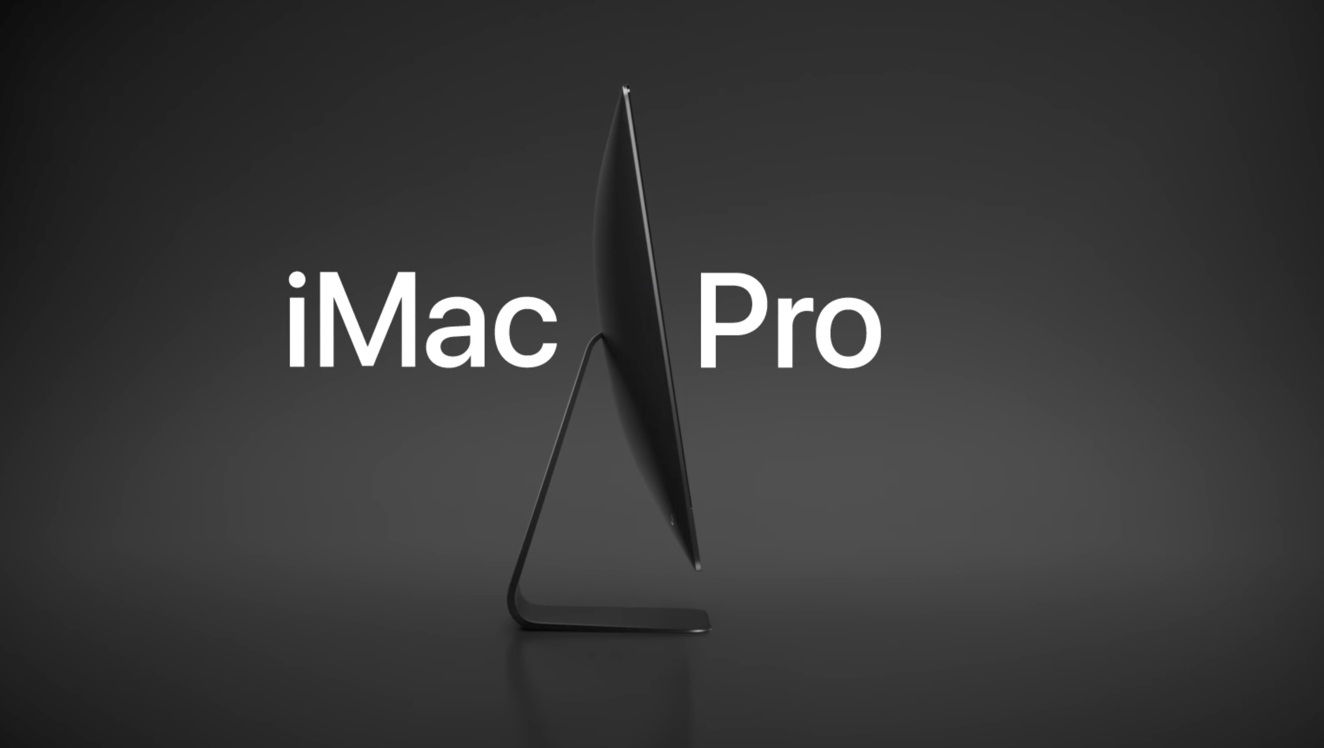 The new iMac Pro brings awesome firepower to the desktop this December.
