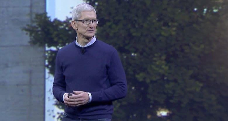 Apple Boss Tim Cook Collects $89m Under 10-Yr Incentive Deal