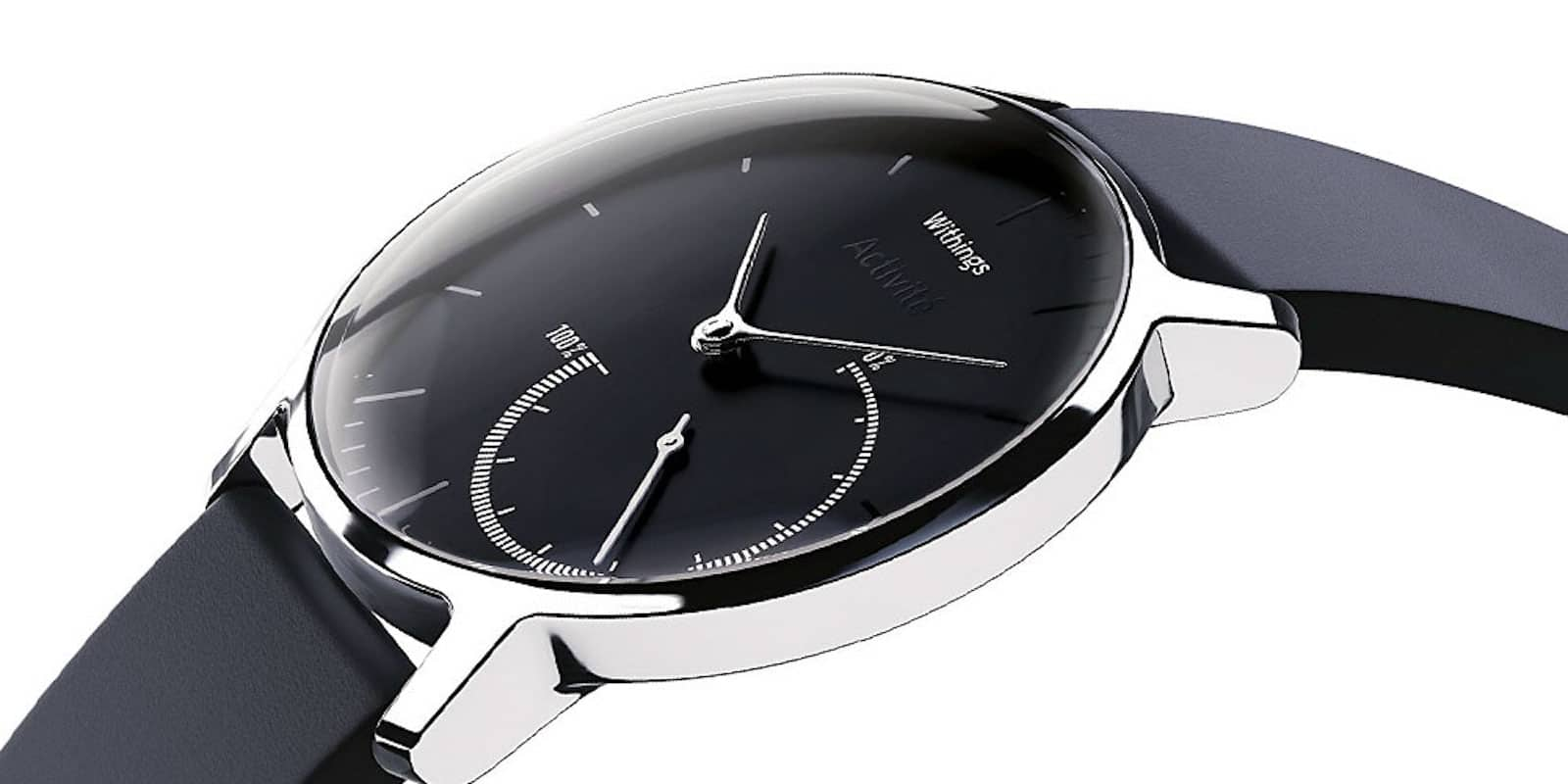 Withings Activité Steel Activity Tracker Watch-1