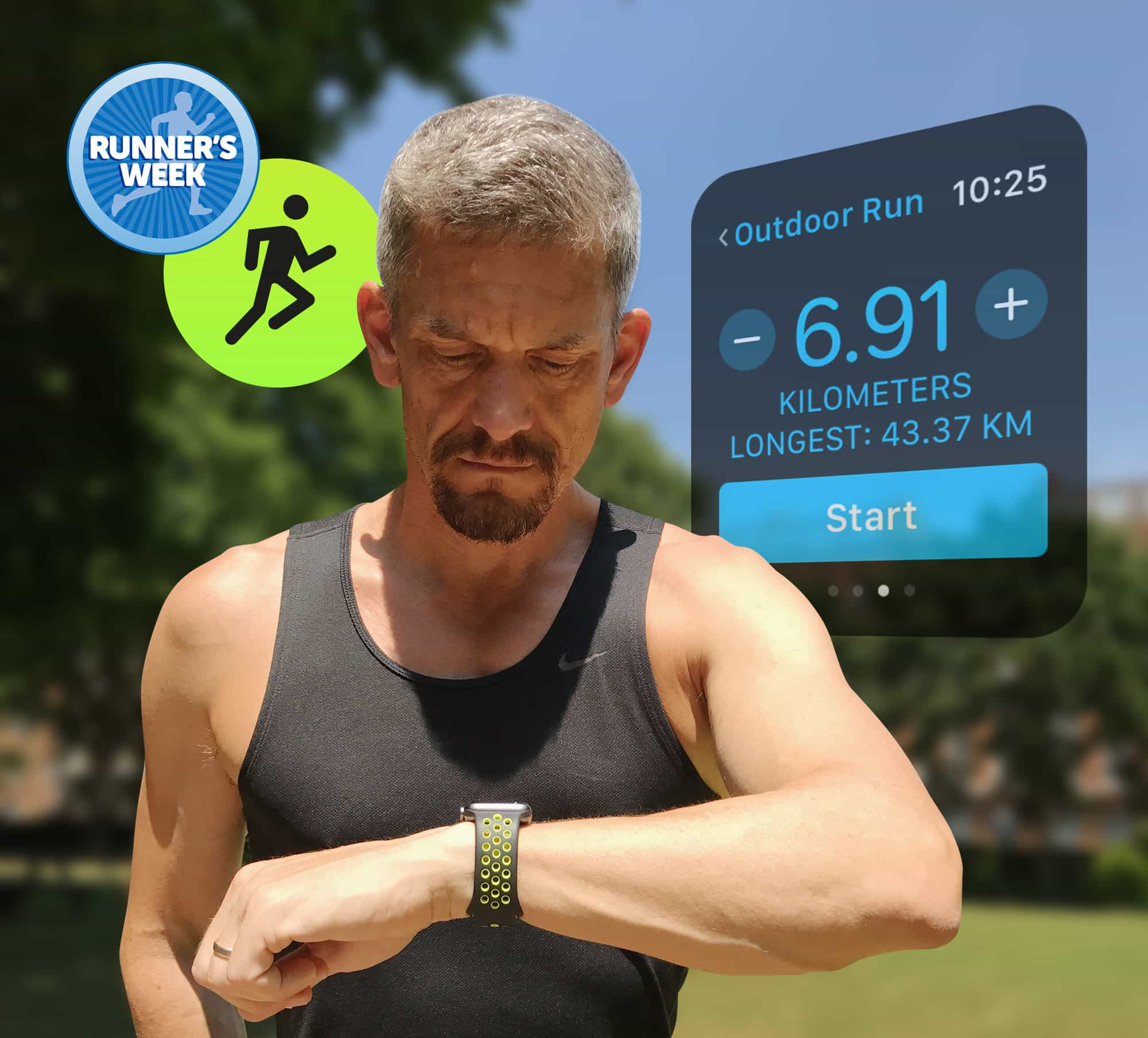 Apple's Workout app is the best watch app for runners by far. But...