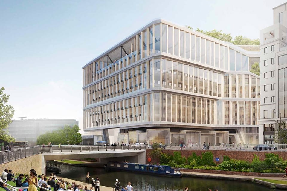 Google's new London HQ will be a behemoth.