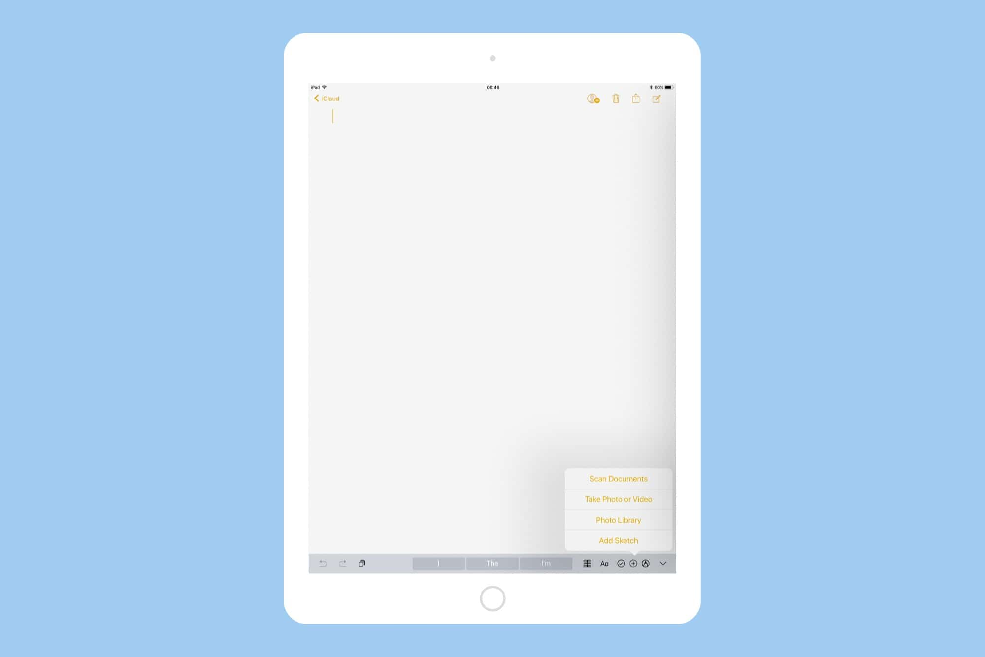 How to scan and mark up paper with Notes app in iOS 11 | Cult of Mac