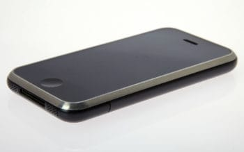 iPhone 2G prototype