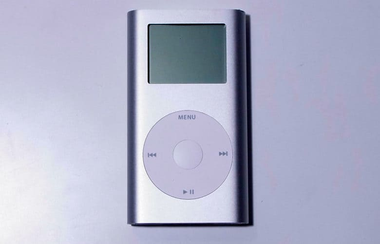 The iPod mini was an early inspiration for the iPhone. Apple sold millions of them and had big production lines already set up. The designers felt the iPod mini's lines were simple, modern and clean.
