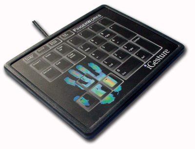 Fingerworks iGesture Pad