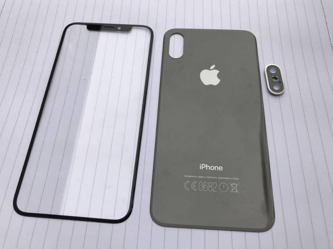 Iphone S Rear Panel