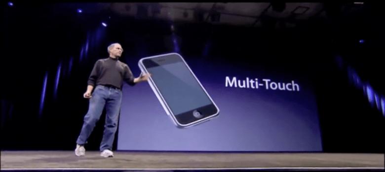 Introducing, iPhone