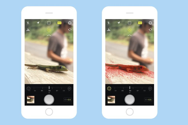 halide for iPhone