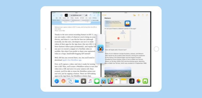 All you need to know about Slide Over, Split View in iOS 11