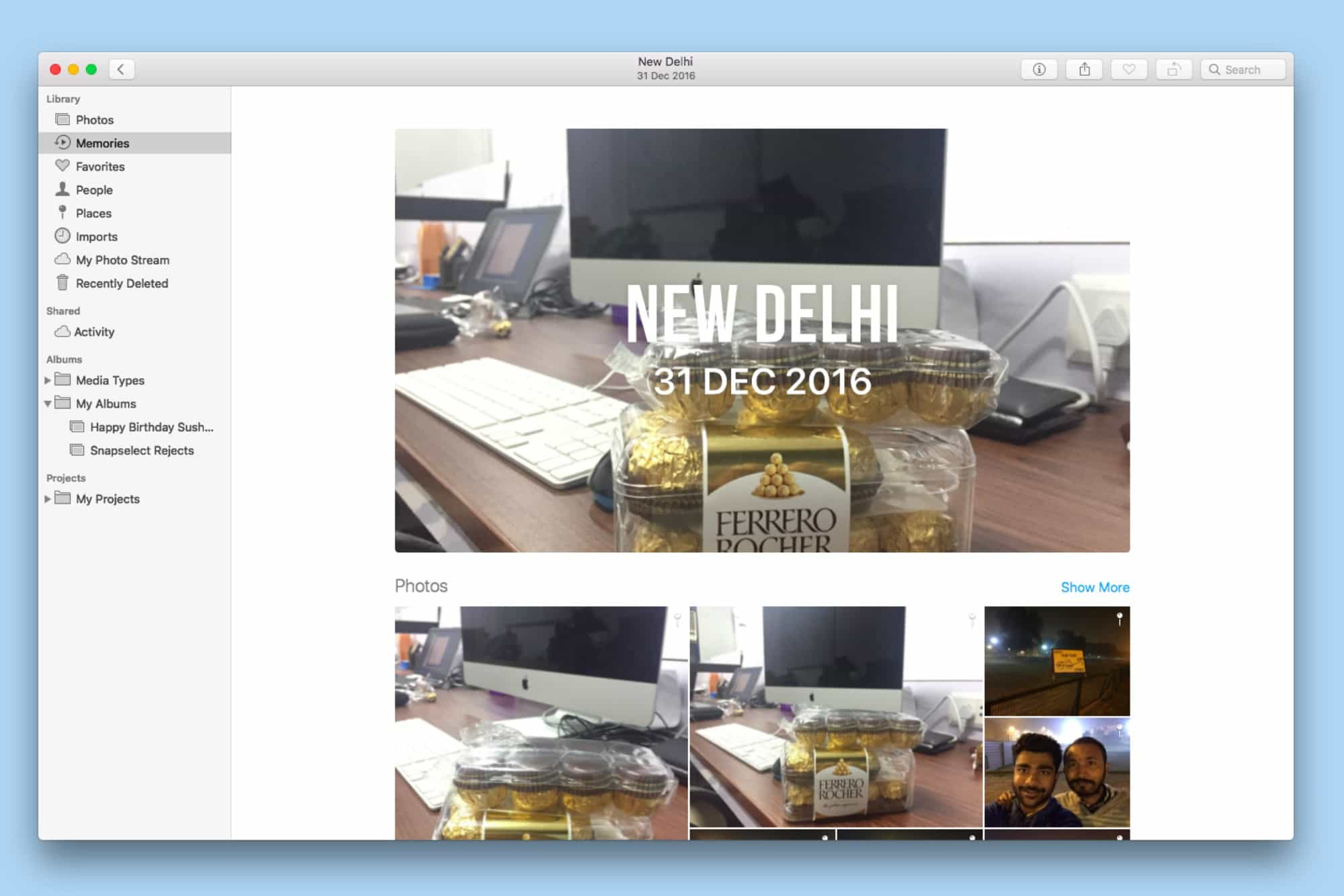 Everything new with Apple's Photos app in macOS High Sierra | Cult