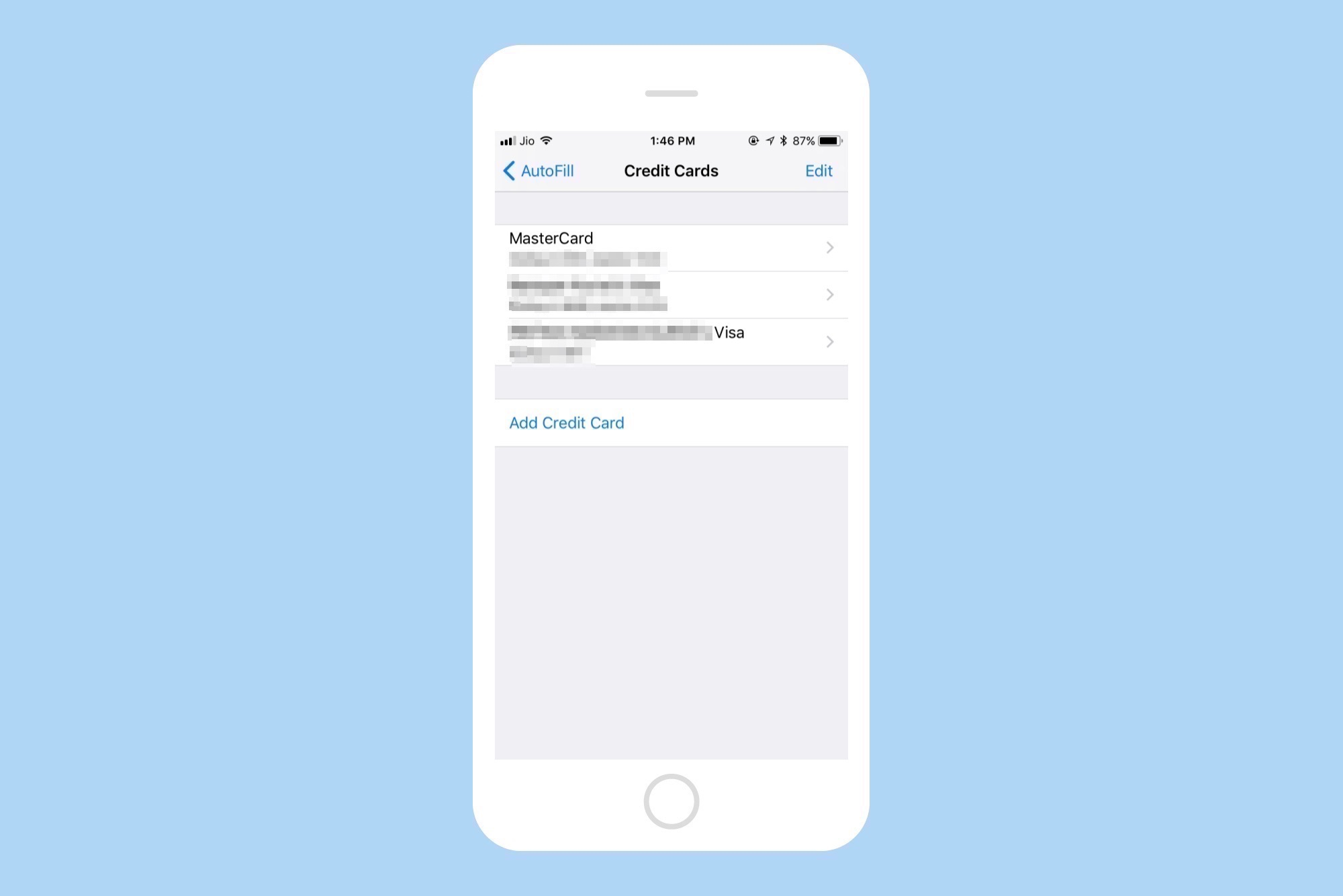 How to use iCloud Keychain to sync passwords across Apple