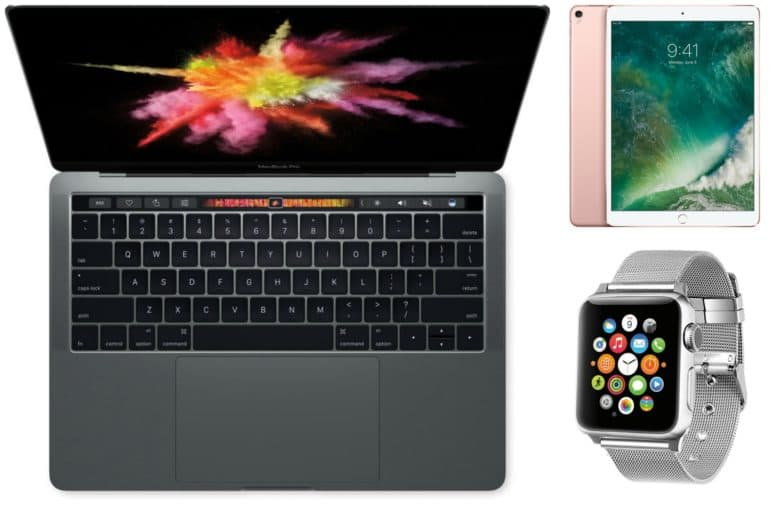 Apple deals MacBook Pro iPad Pro