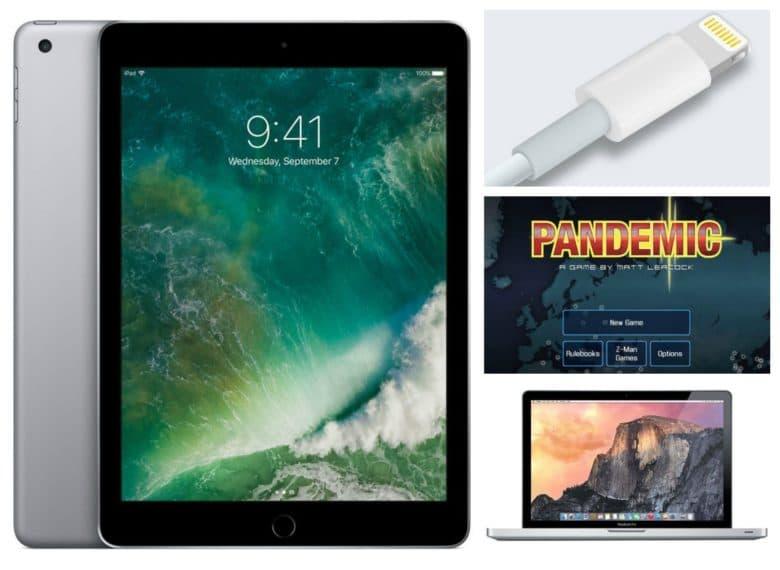 Apple deals iPad