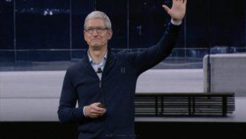 apple surprises