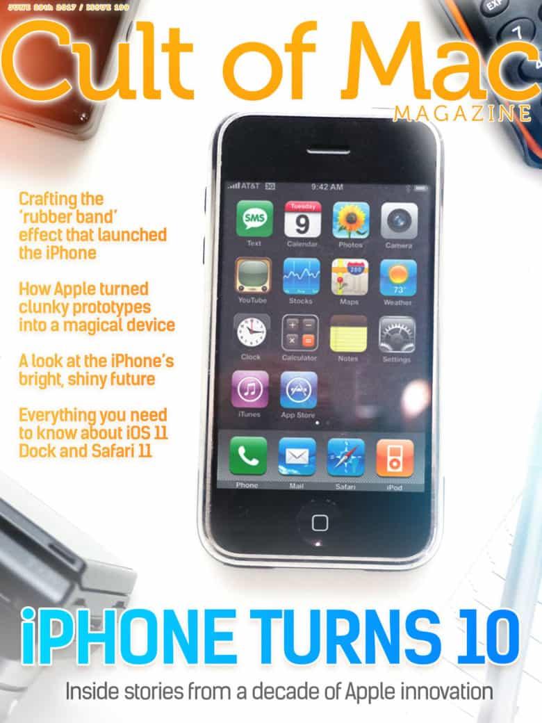 Cult of Mac Magazine: iPhone Turns 10