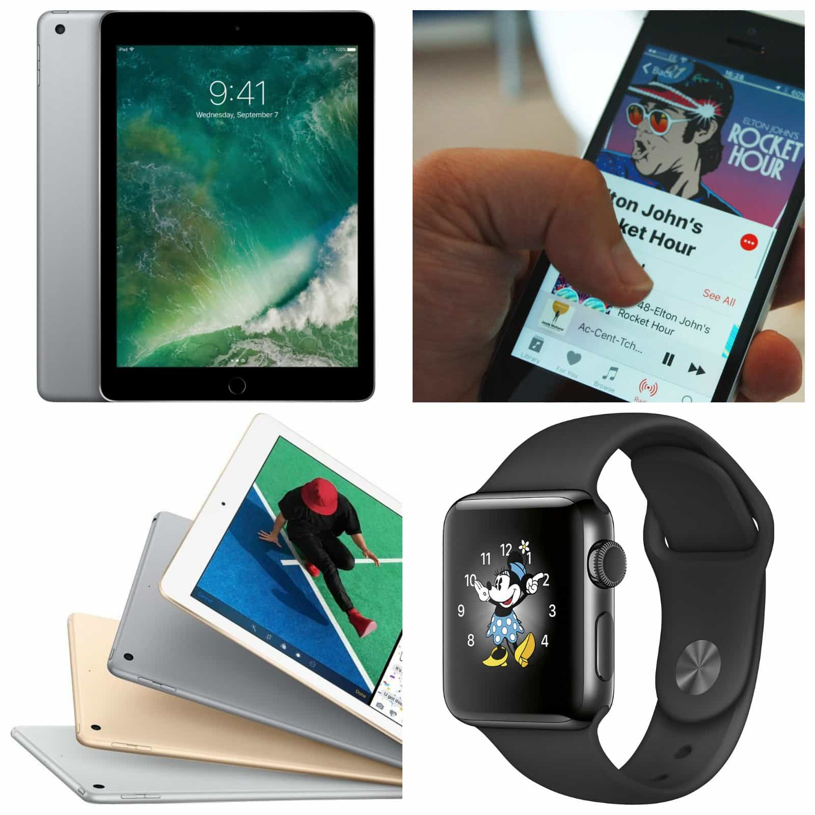 Apple deals on Apple Music and iPads